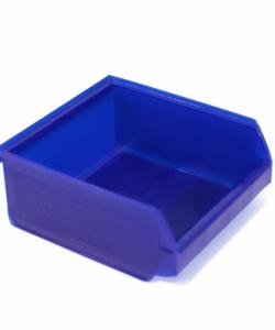 Ящик складской 96х105х45 синий